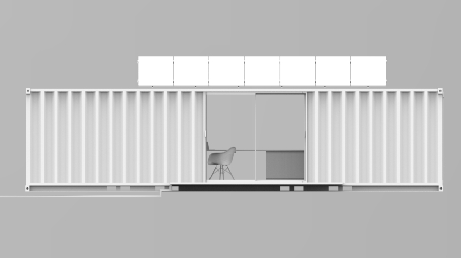 Container seul v2.828