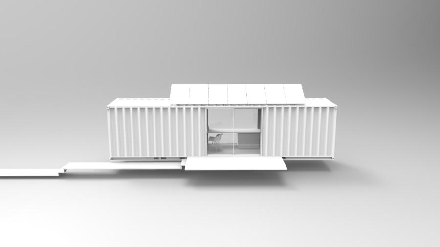 Container seul v2.830