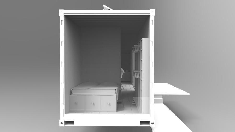 Container seul v2.832