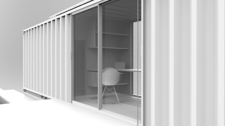 Container seul v2.833