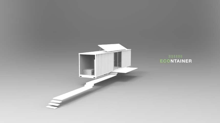 Container seul v2.834D